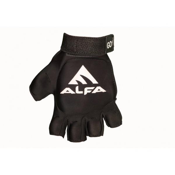 Alfa Hockey Lycra Field Gloves