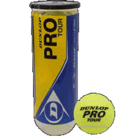 Tennis Ball DUNLOP Pro Tour