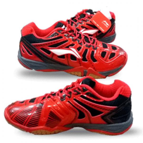 Badminton Shoe Li Ning Turbo Spider Atjo 87 2