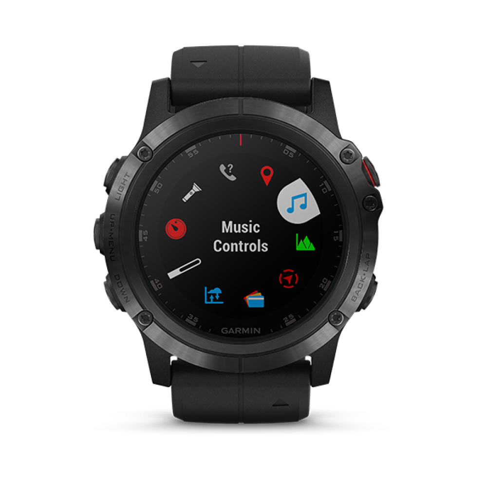 GARMIN Fenix 5X Plus (Black)