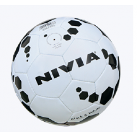 Football NIVIA - Black & White