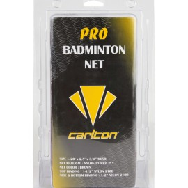 Badminton Net CARLTON PRO Brown
