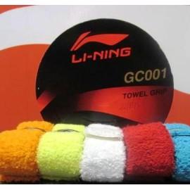 LI-NING Towel Badminton racket Grip
