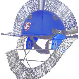 Cricket Helmet SG Aeroplayer