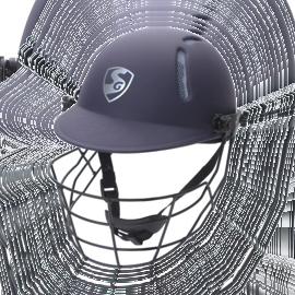 Cricket Helmet SG Aeroshield