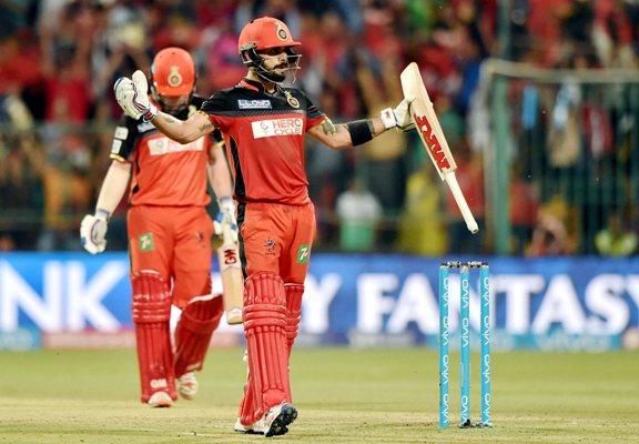 IPL MVP Rankings: Kohli maintains healthy lead over Warner